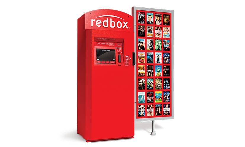 Get a Code for a FREE Redbox DVD Rental!