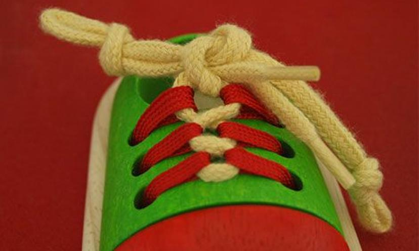 (Finally) Learn How to Untie Stuck Shoelaces!