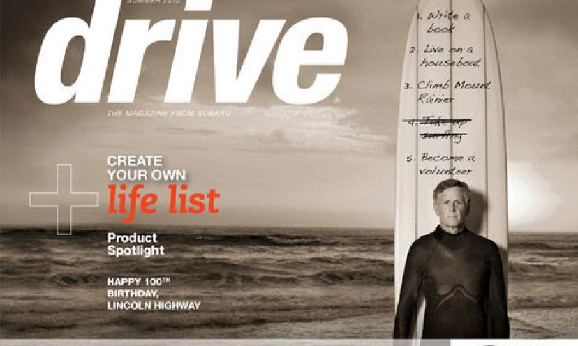 Get a Two-Year Subscription to Car Publications for Free!