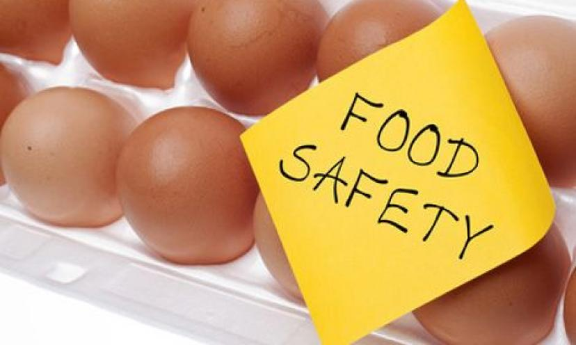 Observing Food Safety