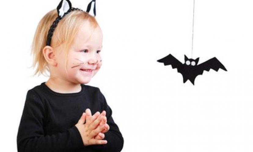 Homemade Costume Ideas – Perfect for a Frugal Halloween!