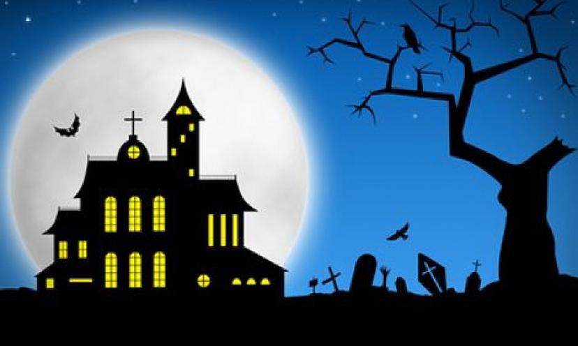 DIY: Backyard Cemetery for your Halloween Décor!