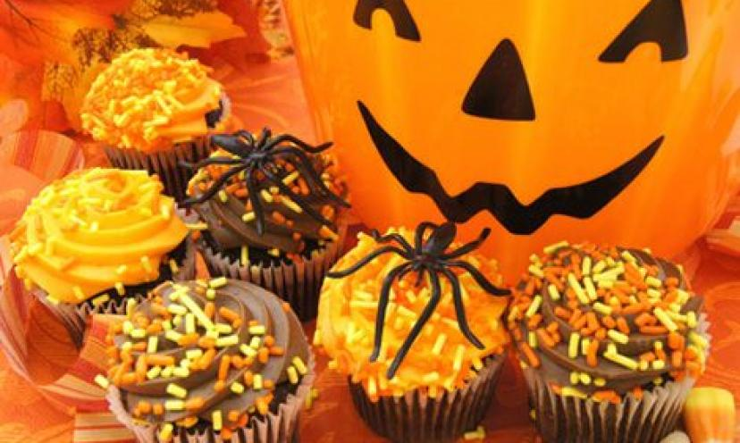 Deliciously Creative Food for a Frugal Halloween Party