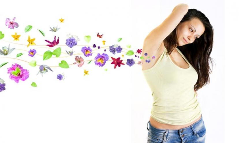 How to Eliminate Underarm Odor Naturally