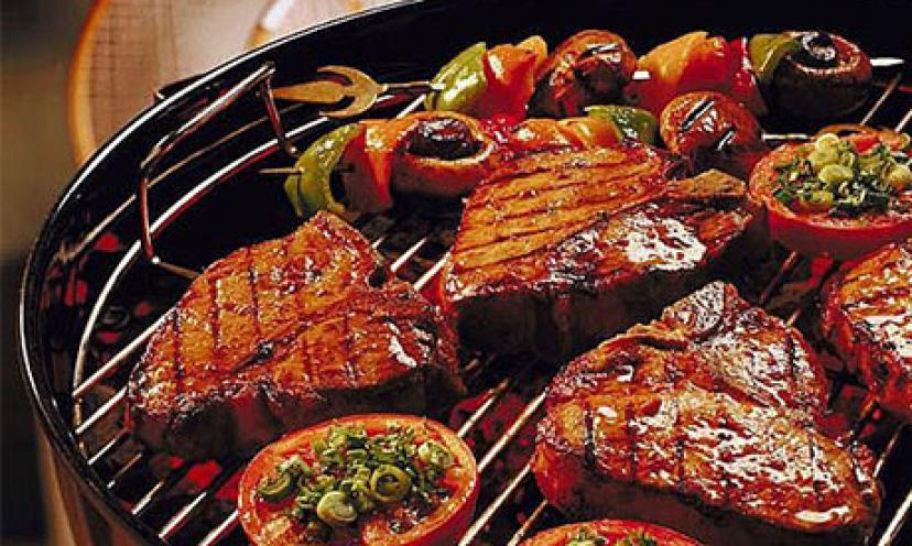Fire Up the Barbecue! Free BBQ Recipes eCookbook!