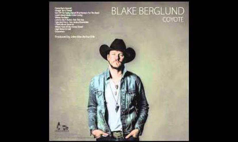Free Blake Berglund 'Coyote' Album!