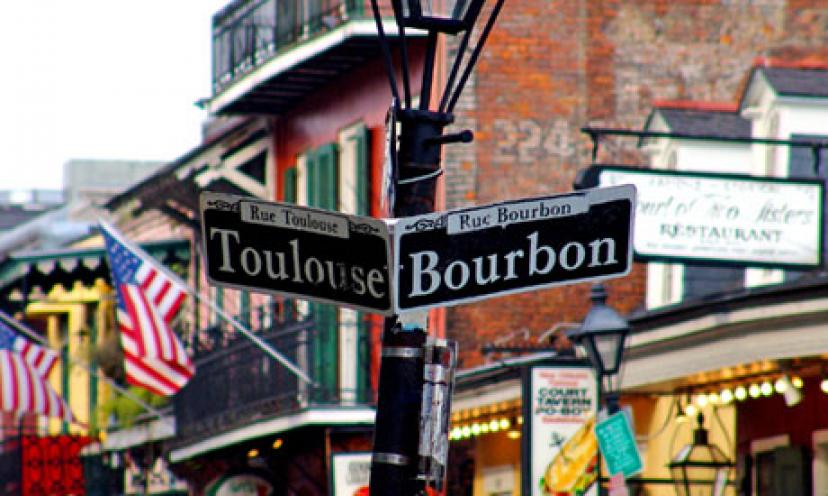 Win a Trip To The Big Easy!