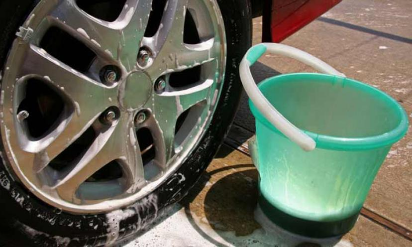 Five Frugal Ways to Wash Your Car