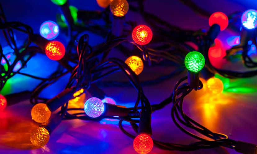 Store Your Christmas Lights to be Tangle-Free in 2014!