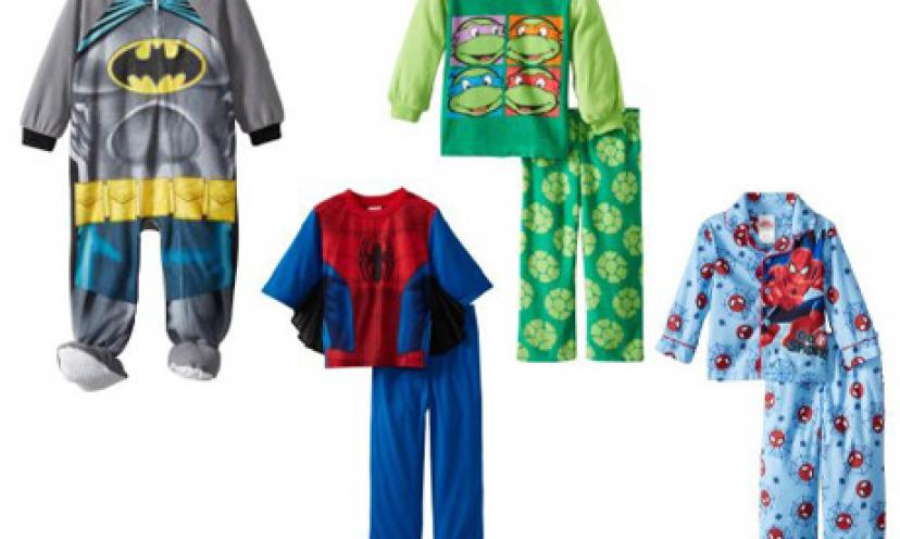 Save 70% or More On Toddler Sleepwear & Pajama Sets!