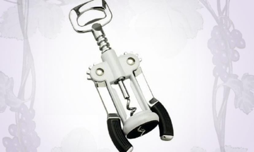 Save 37% on The Modern Essentials – Mechanical Butterfly Corkscrew!