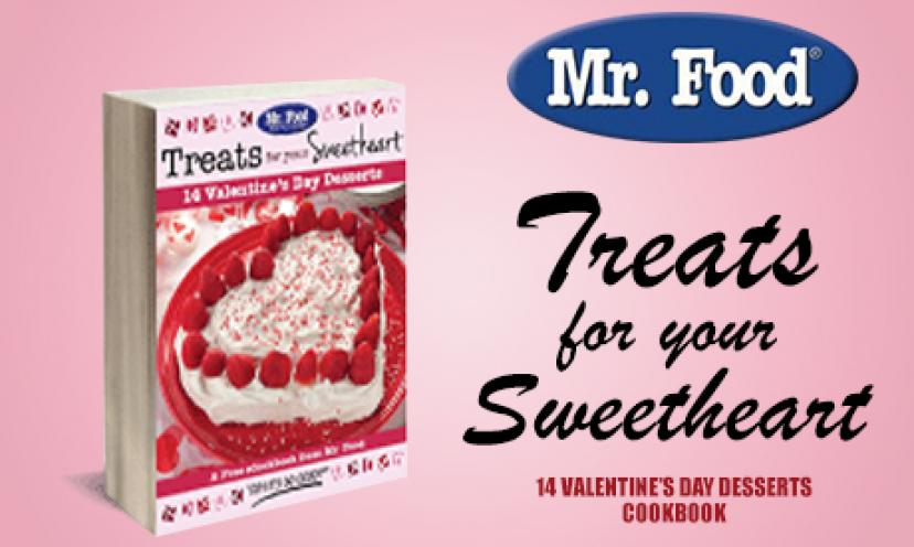 Treats for Your Sweetheart, Free eCookbook