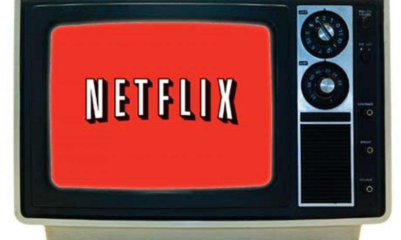 Win a Free Year of Netflix Service!