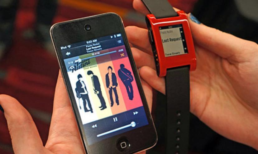 Enjoy 20% Off the Pebble Smart Watch!