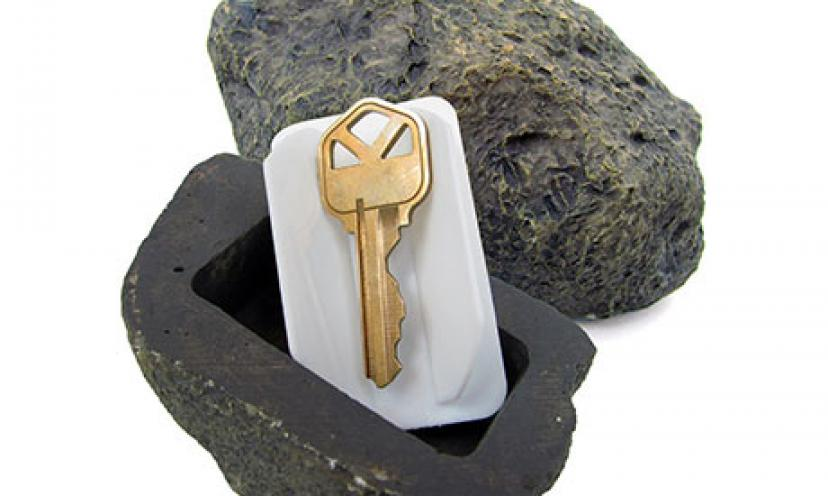 Get this Realistic Rock Hide-A-Key for Only $5.93!