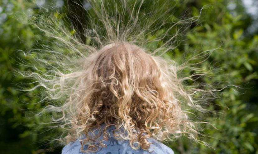 How To: Get Rid of Pesky Static Electricity