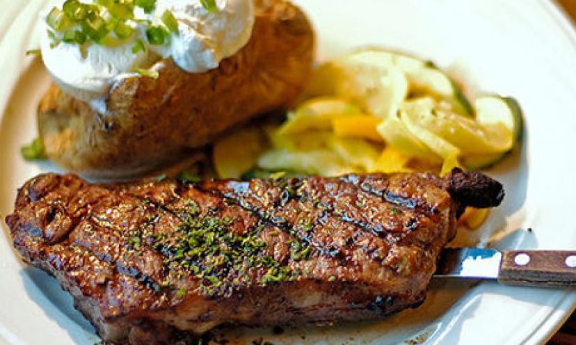 Save 60% On The KAI USA Pure Komachi2 4-Piece Steak Knife Set!
