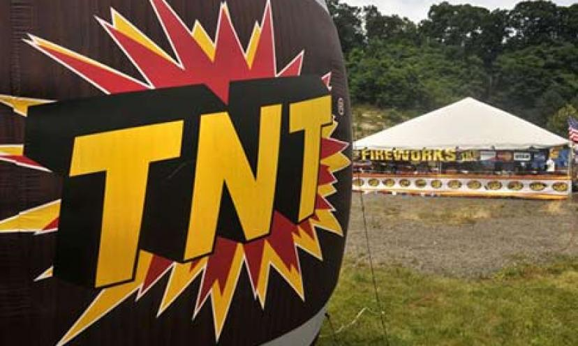 Get Free Gear from TNT Fireworks!