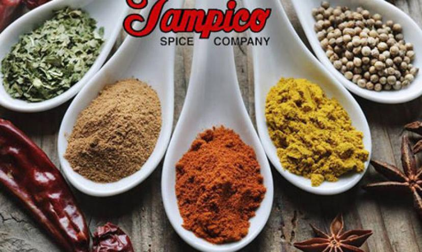 Get a Free Sample of Lemon Pepper Seasoning From {Tampico Spice Company}!