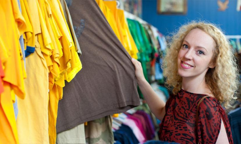 Poppin' Tags: Four Reasons Why You Should Buy Secondhand Clothes