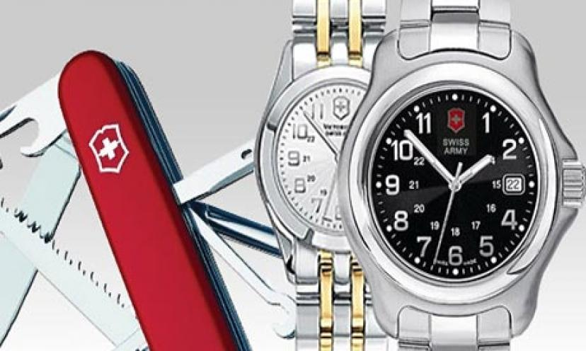 Save 39% Off on a Victorinox Swiss Army Knife!