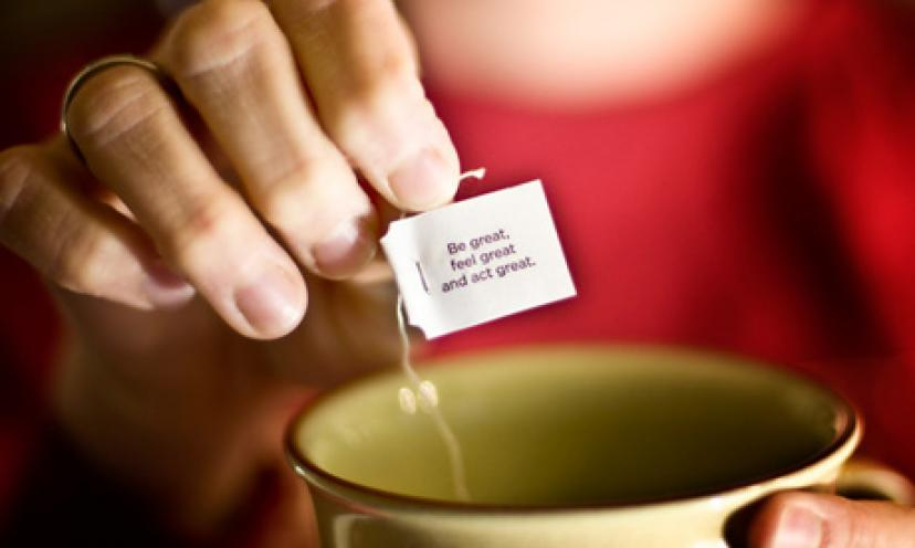Send Your Friend a Free Sample of Yogi Tea!