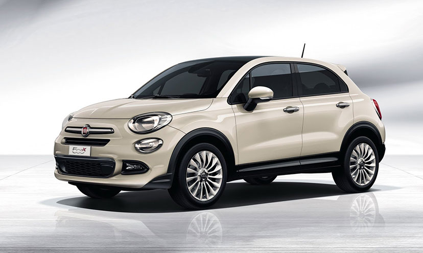 Enter to Win a Fiat 500X Crossover!