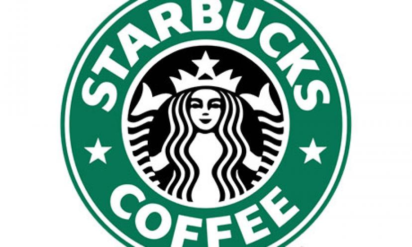 Enter For Your Chance To Win a $25 Starbucks Gift Card!