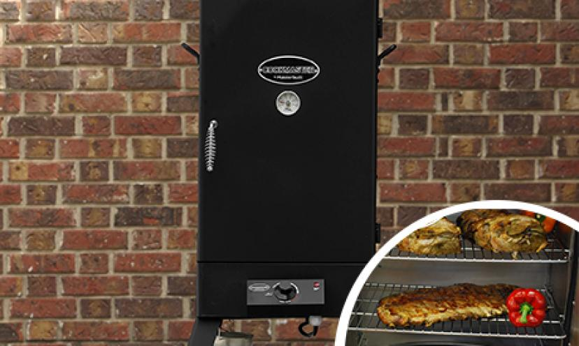 Get the Masterbuilt Electric Smoker For Half The Price!