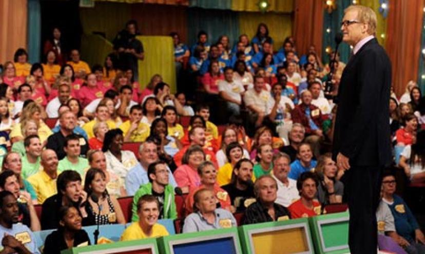 Free The Price Is Right Priority Tickets!