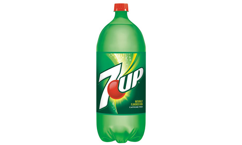 Save $1.00 Off 7UP!