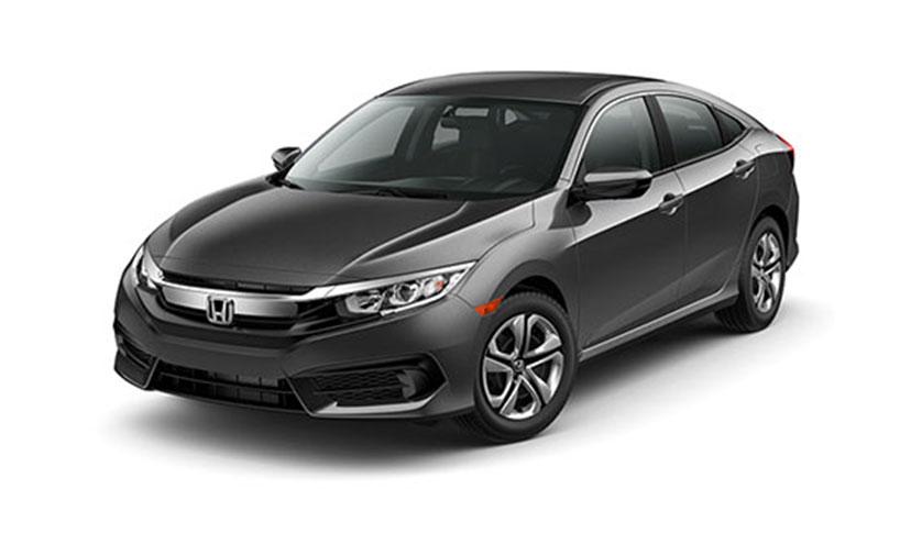 Enter to Win a Honda Civic!