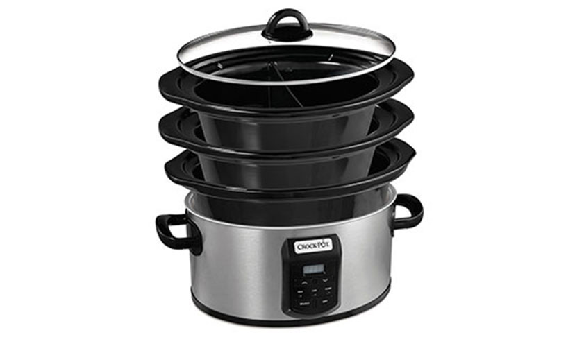 Enter to Win a Choose-A-Crock Programmable Slow Cooker!