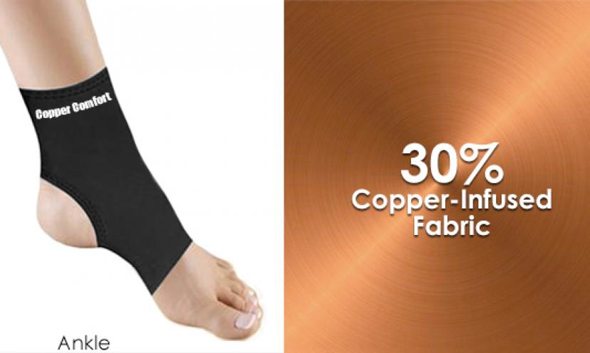 Save On Copper Comfort Wear Braces!