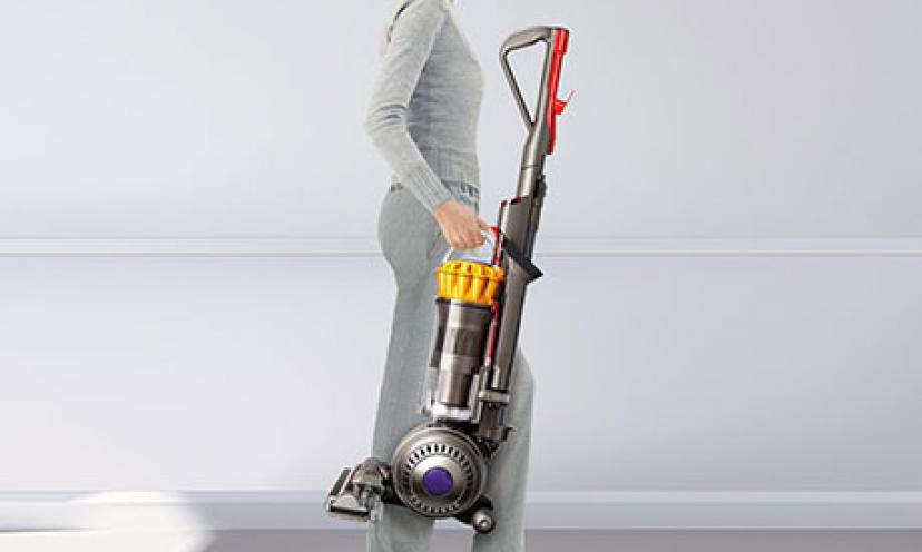 Enjoy $70.47 Off the Dyson Origin Upright Vacuum Cleaner!