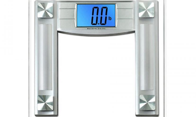 Save 58% Off the BalanceFrom High Accuracy Digital Bathroom Scale!