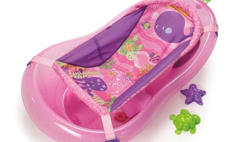Get the Fisher-Price Bath Center for Less!