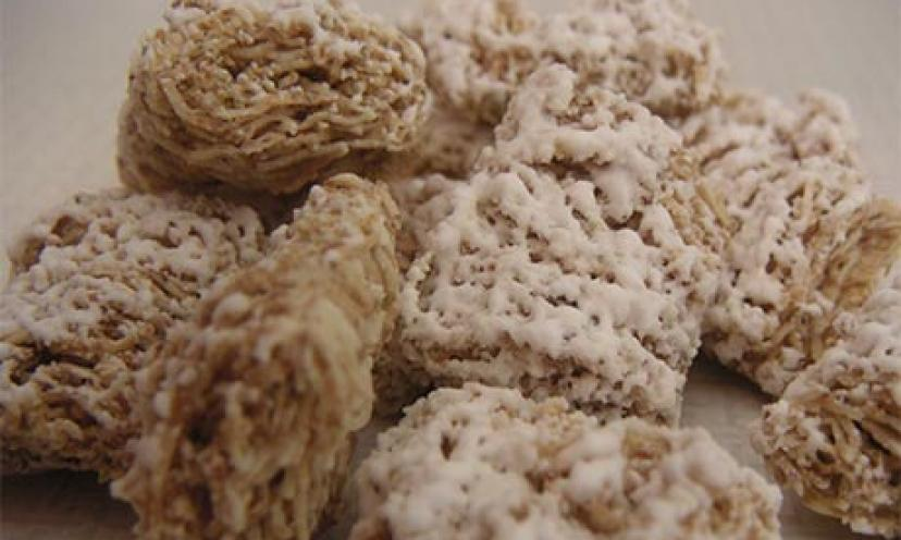 Get free fruit with the purchase of Frosted Mini-Wheats!