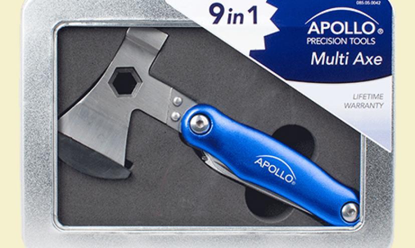 Get Your Free Apollo Multi Axe Precision Tool!