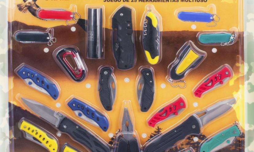 Get your Free Appalachian Trail pocket knife!