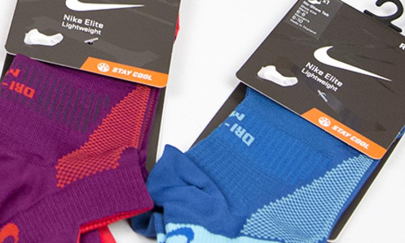 Get your FREE Nike Socks!