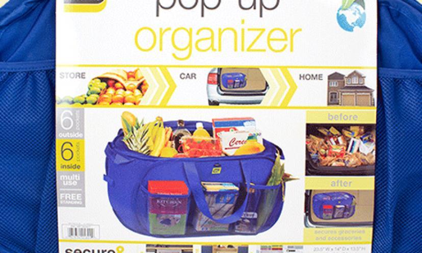Get Your Free Smart Works Pop-up Organizer!