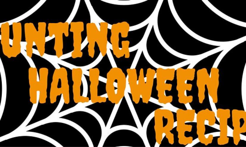 5 Hauntingly Good Halloween Recipes!