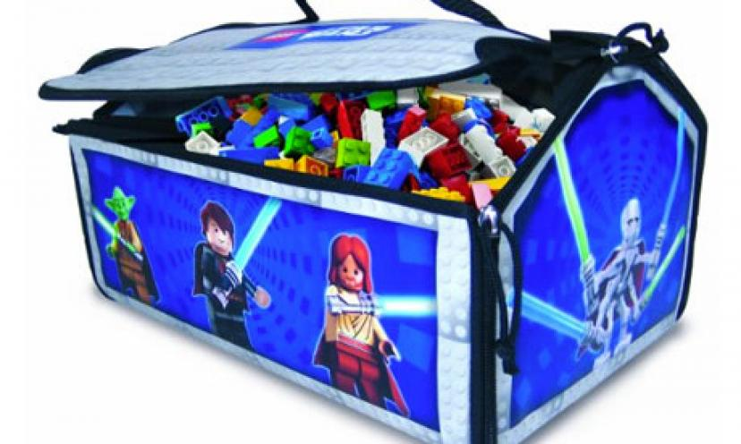 Get this Amazing Toy Storage Case for only $7.19!