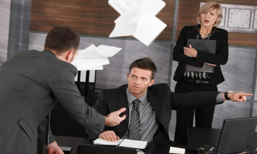 The 4 people you hate at the office