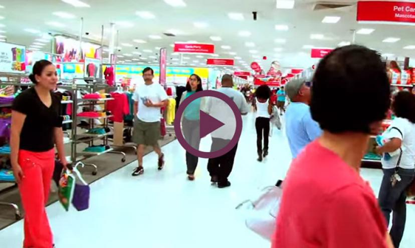 5 Survival Tips for Shopping at Target!