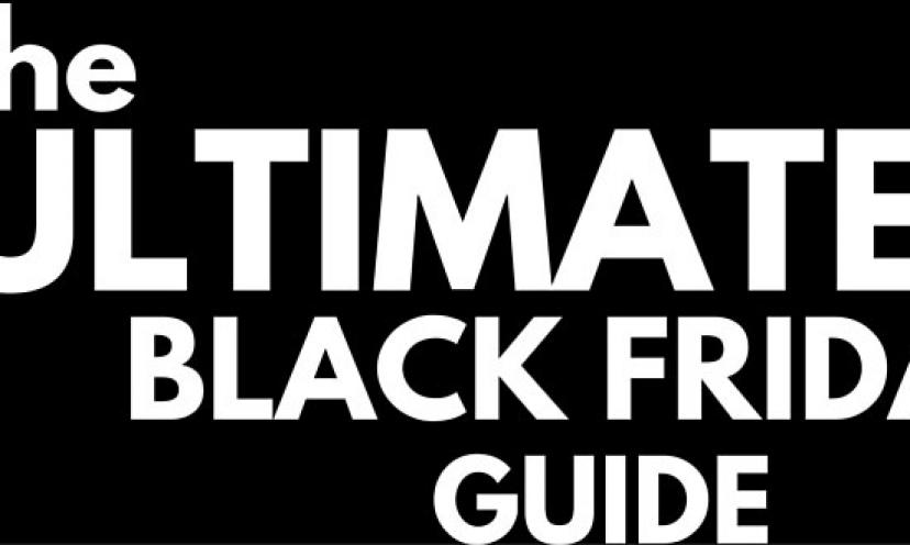 EVERY Black Friday Ad You NEED In One Place!