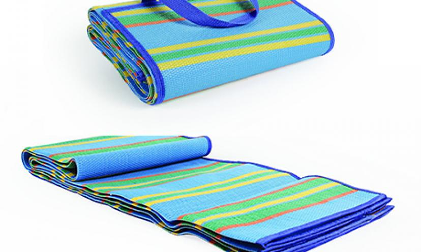 Get 31% Off on the Camco Handy Mat with Strap!