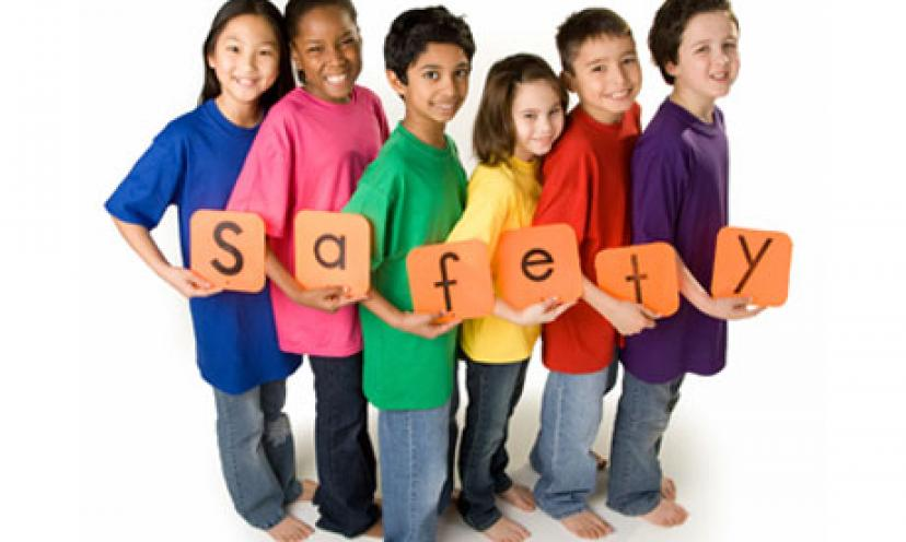 Get Your FREE Child Safety Kit Here!