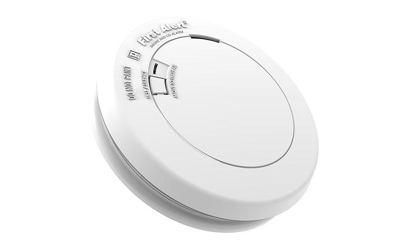 First Alert BRK CO5120BN Hardwire Carbon Monoxide Alarm